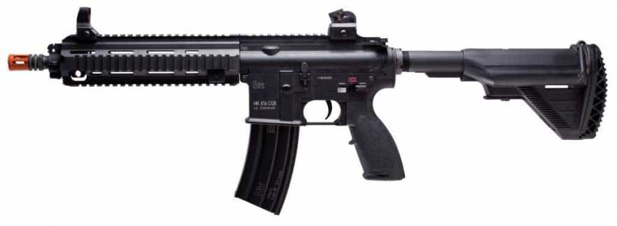 HK 416 CQB AEG Black - Elite