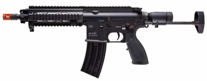 HK 416C AEG Black - Elite
