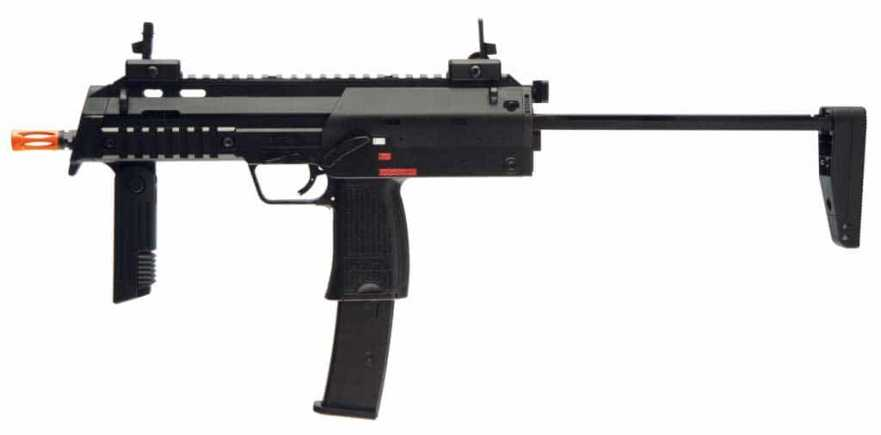 HK MP7 GBB Black