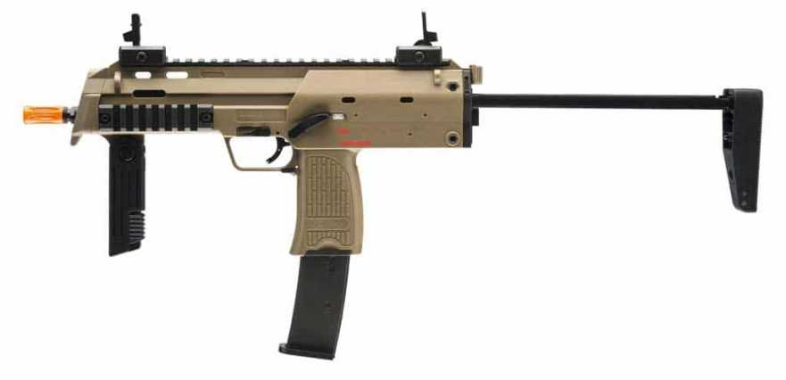 HK MP7 GBB Airsoft Submachine Gun Flat Dark Earth (FDE)