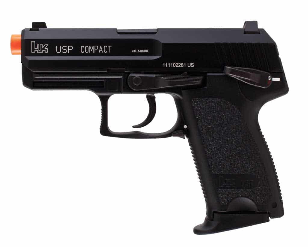 Ken Crane Firearms & Accessories : Hk usp compact gbb battlegroundz