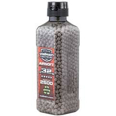 BBs - Valken Tactical 0.32g BIO 2500CT Bottle