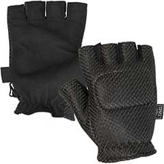 V-TAC Half Finger Padded Back Gloves