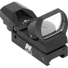 NC Star Red & Green Dot Reflex Sight W/Weaver Base