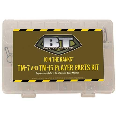 BT TM-15/TM-7 Player Parts Kit